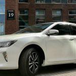 Седан Toyota Camry