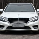 Mercedes-Benz W222 - авто флагманской серии представительских автомобилей S-класса