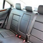 Задние пассажирские места автомобиля Мерседес E212 AMG